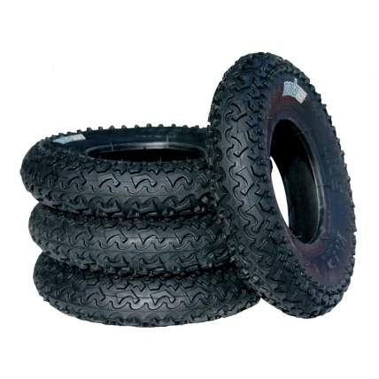 mbs t1 mountainboard tyres black