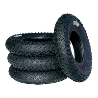 MBS - T1 Mountainboard Tyre Black