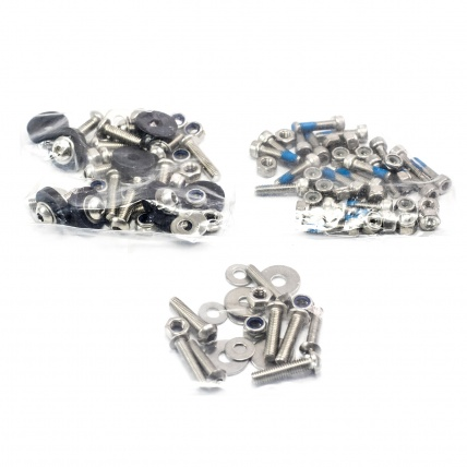 Scrub Stainless Steel Spares Kit Channel Truck
