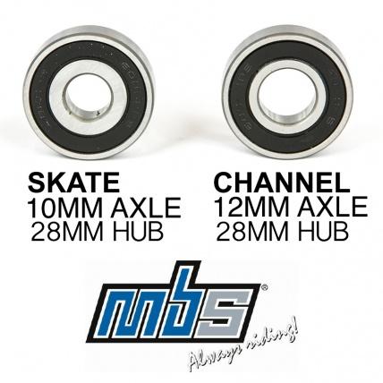 MBS Bearing Sizes