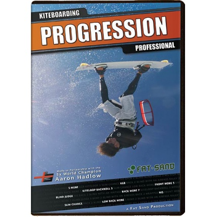 Fat Sand Progression Kiteboarding DVD