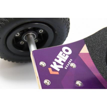 Kheo Kicker V3 Mountainboard Deck Logo