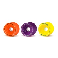 Orangatang - In Heat 75mm Longboard Wheels (pack of 4)