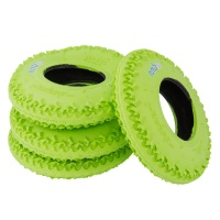 MBS - Green T3 8in Mountainboard Tyre