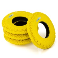 MBS - Yellow T3 Mountainboard Tyre