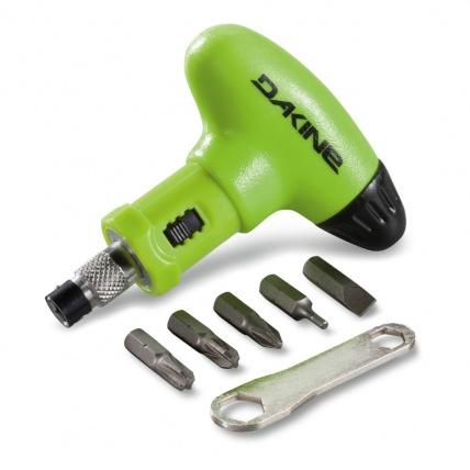 Dakine Torque Driver Snowboard Tool Green