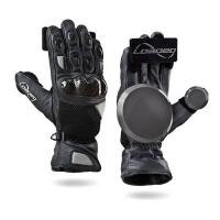 Loaded - Leather Racing Slide Gloves