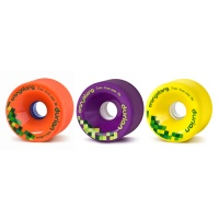 Orangatang - Durian 75mm Longboard Wheels (pack of 4)