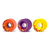 Orangatang - Fat Free 65mm Longboard Wheels (pack of 4)