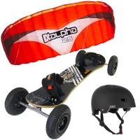 ATBShop - HQ Alpha Kheo Kicker Kiteboard Pack