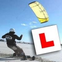 ATBShop - PK2 Kite Landboard Lesson