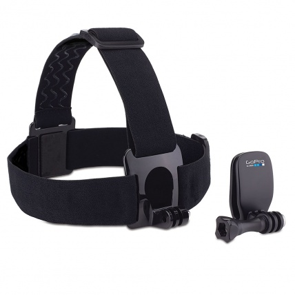 GoPro Head Strap Mount with Quickclip