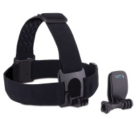 GoPro - Head Strap Mount with Quickclip