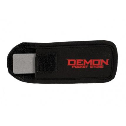 Demon Snow Pocket Stone
