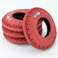 MBS - Red T3 Mountainboard Tyre