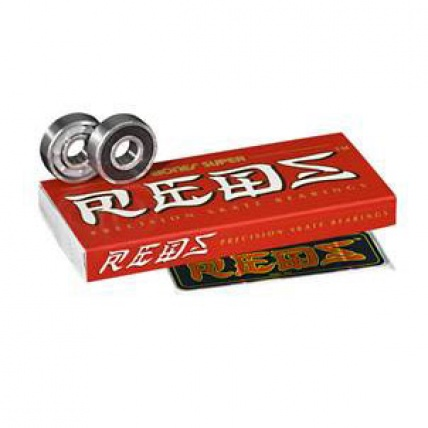 Bones Super Reds Scooter Bearings