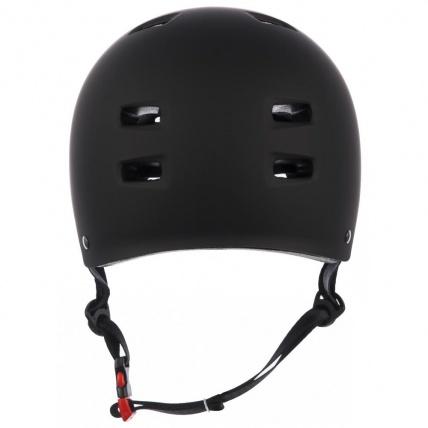 rear view of the bullet helmet