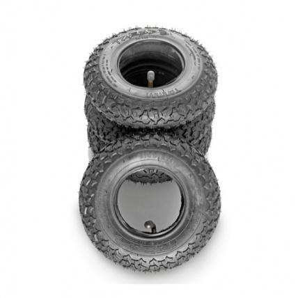 Trampa Treads Hard Tyres + Tubes