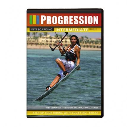 Fat Sand - Progression Kiteboarding Intermediate Dvd Volume 1