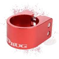 JD Bug - Pro Street Coloured Double Collar Clamp