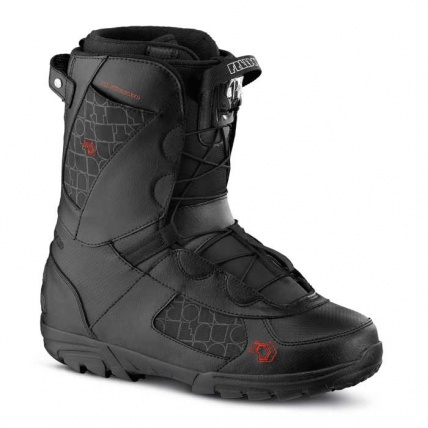 Northwave Freedom Black 2011 Snowboard Boots