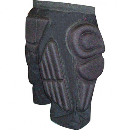 Bullet Padded Shorts