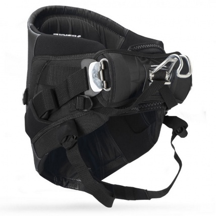 Mystic Aviator Kite Seat Harness Front Detail