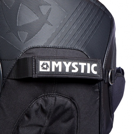 Back Detail Mystic Aviator Seat Harness