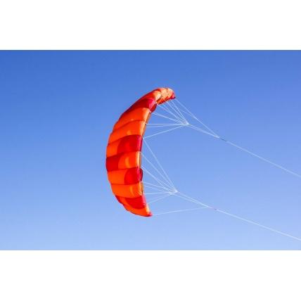 Peter Lynn Hype Power Kite Red Orange