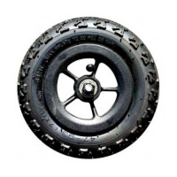 MBS - Atom 7in Knobby Wheel Assembly