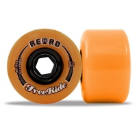Abec 11 - Retro Freeride 72mm Wheels