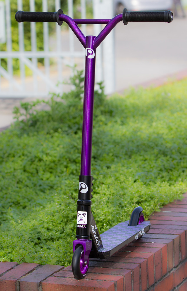 District V2 Pro Custom Scooter Custom Freestyle Scooters