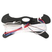 Best Kiteboarding - Kitesurfing Flying Lines 4 Line Set