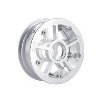 MBS - Rockstar Pro Hub Single Silver