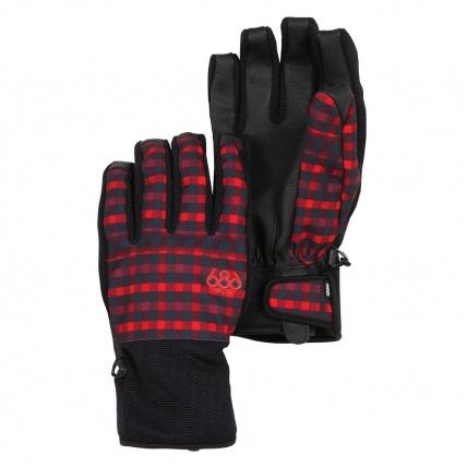 686 Lumberwack Pipe Glove Red 2012