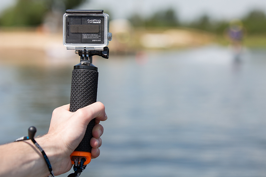 SP POV Buoy Floating Handle Pole for GoPro Cameras
