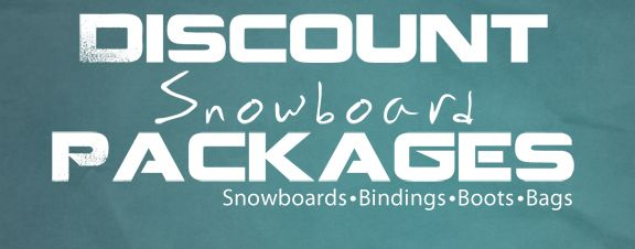 Discounted Cheap Snowboard Package