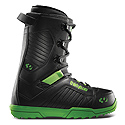 Thirty Two - Exus Black Green 2013 Snowboard Boots