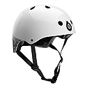 Six Six One - Dirt Lid White Helmet