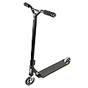 AO Scooters - Epsilon Scooter in Black