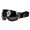 Smith - I/OX Impossible Black Goggles 2013