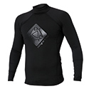 Mystic - Bipoly Thermal Rash Vest 2013