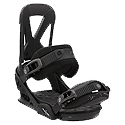 Burton - Mission Black Bindings 2013