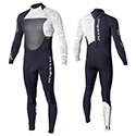 Mystic - Crossfire 5/4mm DL Wetsuit Grey 2013