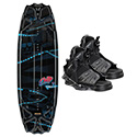 CWB Board Co. - Junior Surge Wakeboard Package