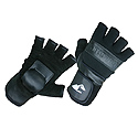 Hillbilly - Half Finger Wrist Guard Gloves