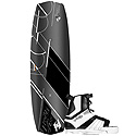 Hyperlite - Forefront Wakeboard with Remix Boots