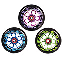MADD - Aero 100mm Metal Core Wheels