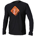 Mystic - Star Quick Dry Long Sleeve Black 2012